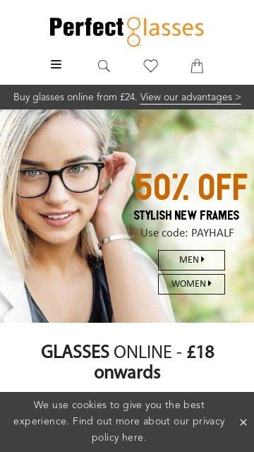 Perfectglasses.co.uk 2