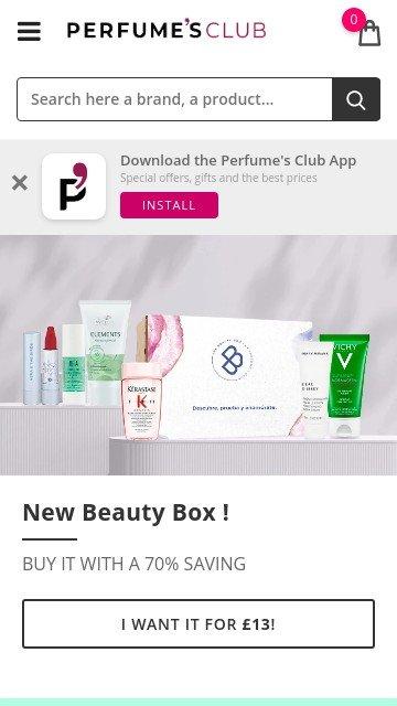Perfumesclub.com - New Zealand 2