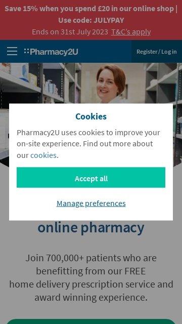 Pharmacy2U.co.uk 2
