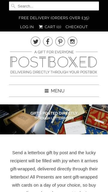 PostBoxed.co.uk 2