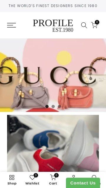 Profile Fashion 2