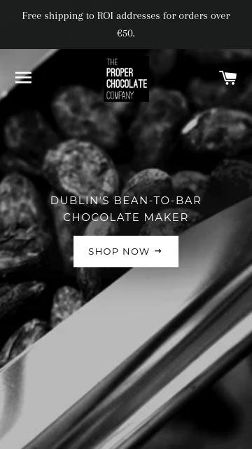 Proper chocolate company.com 2