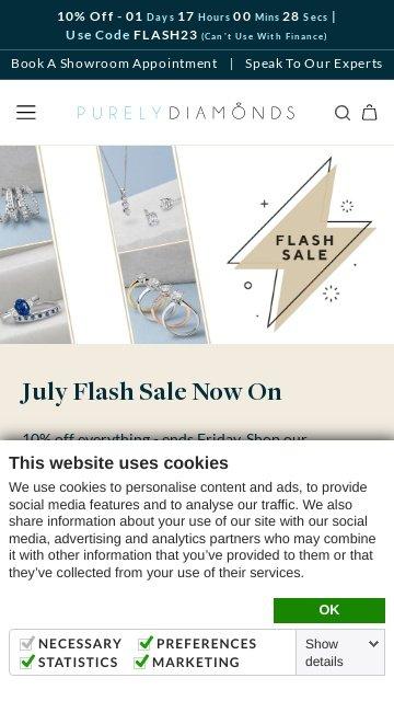 Purely diamonds.co.uk 2