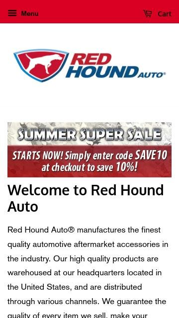 Redhoundauto.com 2
