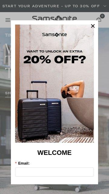 Samsonite.co.uk 2