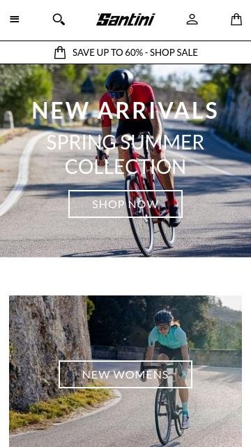 Santini cycling.com 2