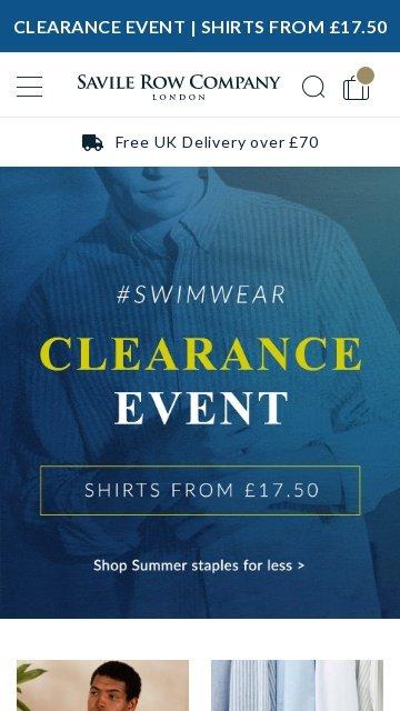Savile row co.com 2