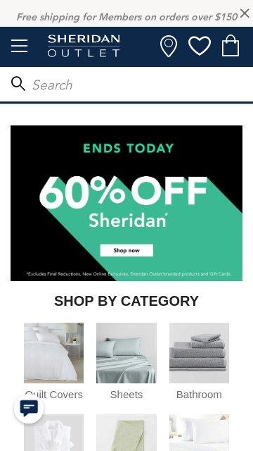 Sheridanoutlet.com.au 2
