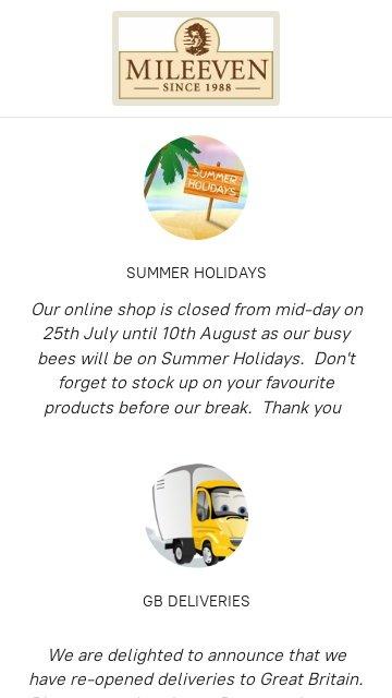 Shopmileeven.com 2