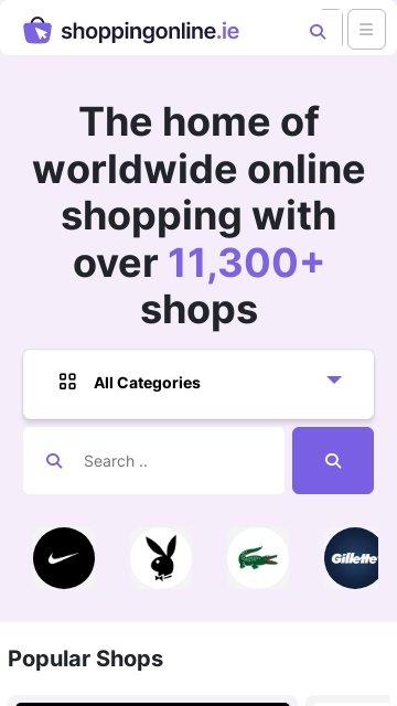 ShoppingOnline.ie 2