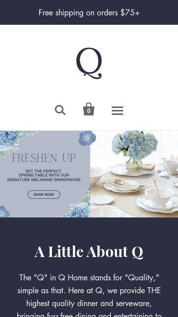 Shopqhome.com 2