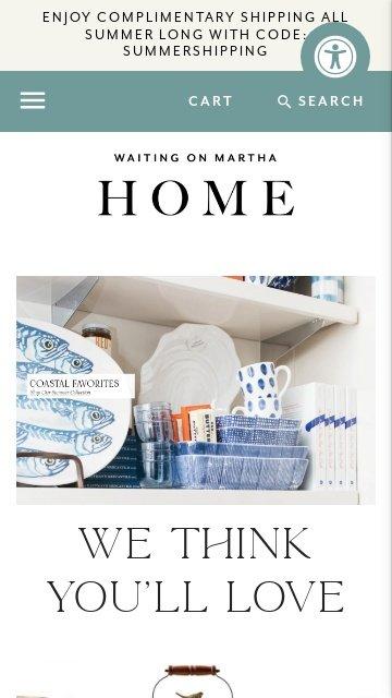 Shopwaitingonmartha.com 2