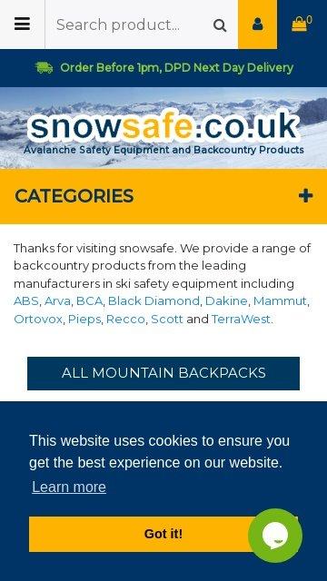 Snowsafe.co.uk 2