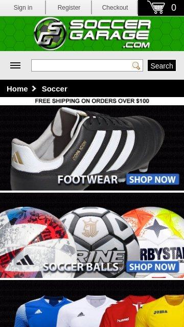 SoccerGarage.com 2