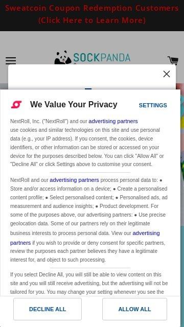 Sockpanda.com 2