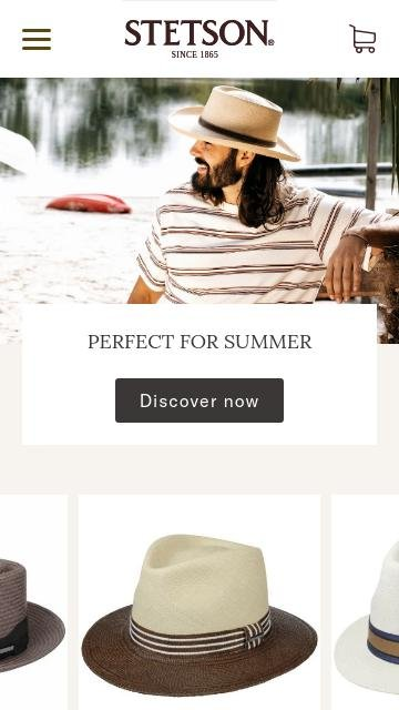 Stetson.com 2