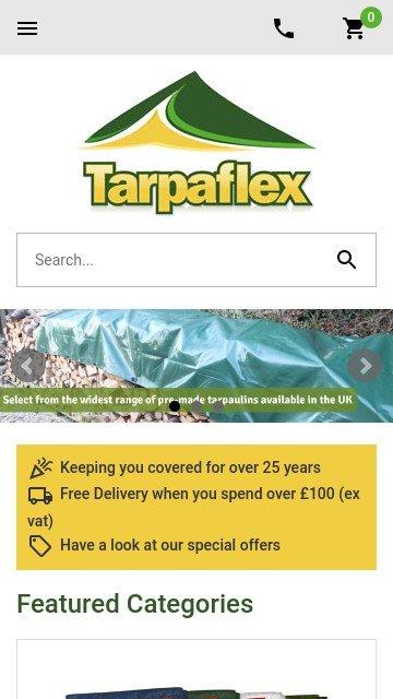 Tarpaflex.co.uk 2