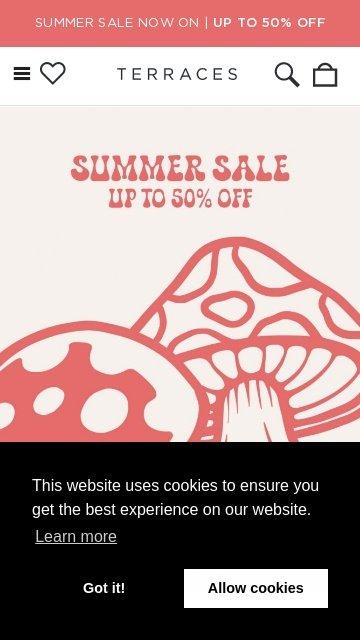 TerracesMenswear.co.uk 2