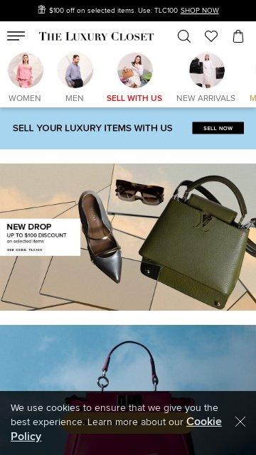 The luxury closet.com 2