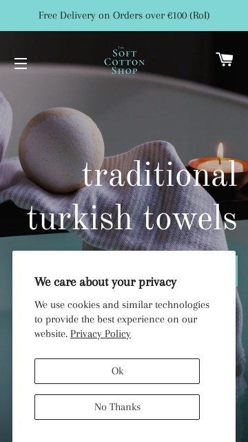 The soft cotton shop.com 2