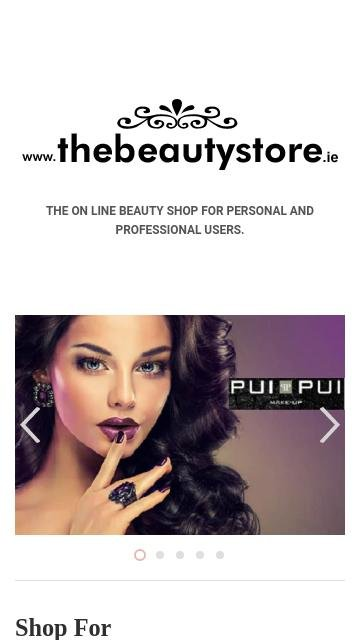 TheBeautyStore.ie 2