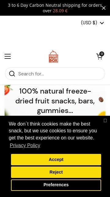 Therottenfruitbox.com 2