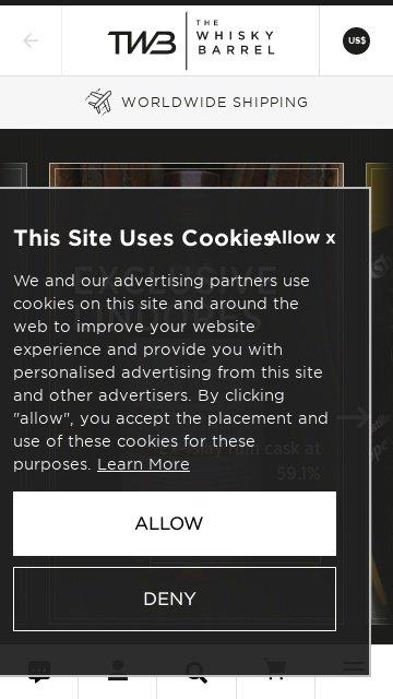 Thewhiskybarrel.com 2