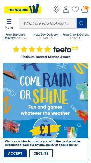 Theworks.co.uk 2
