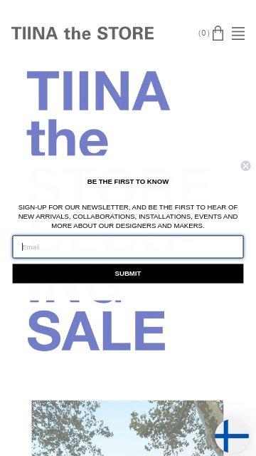 Tiina the store.com 2
