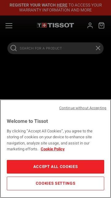 Tissot watches.com 2