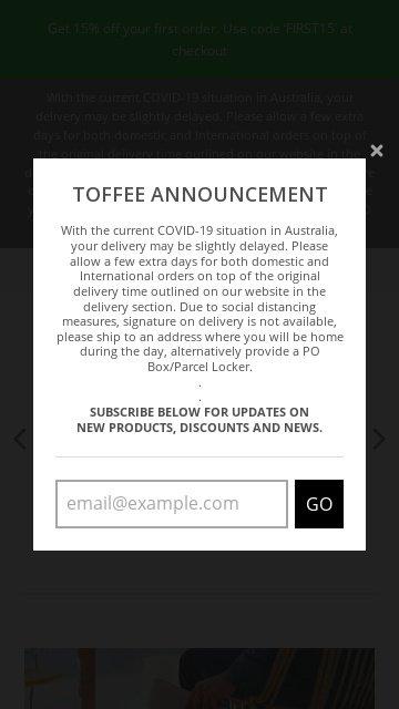 ToffeeCases.com 2