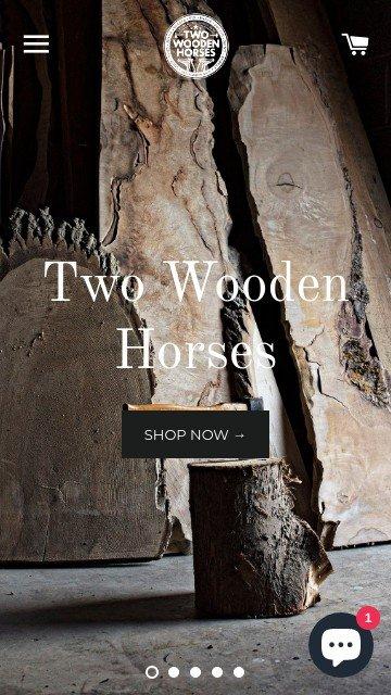 Twowoodenhorses.com 2