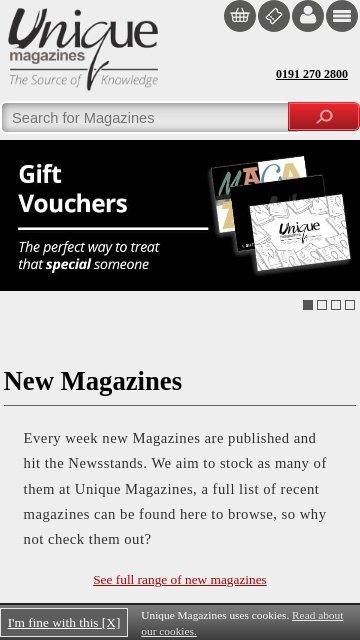 Unique Magazines 2