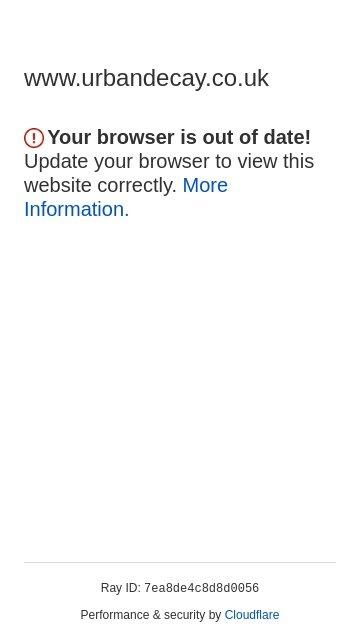 UrbanDecay.com 2
