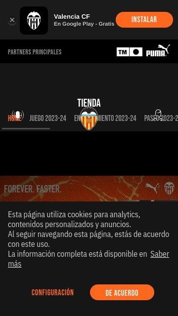 Valenciacf.com 2
