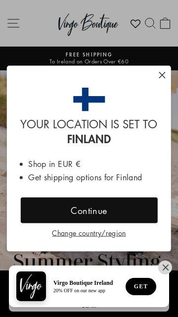 Virgo-boutique.com 2