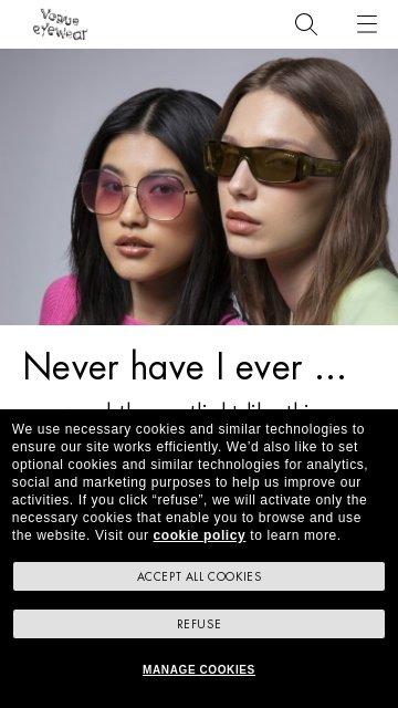 Vogue-eyewear.com 2