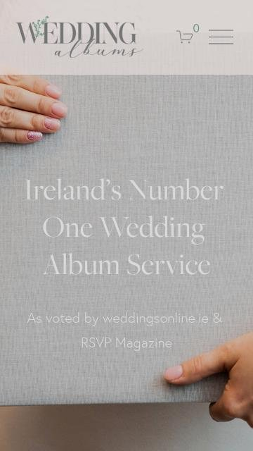 Weddingalbums.ie 2