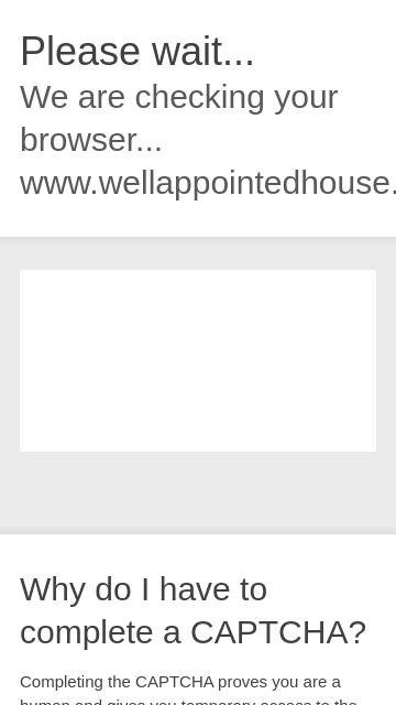 WellAppointedHouse.com 2