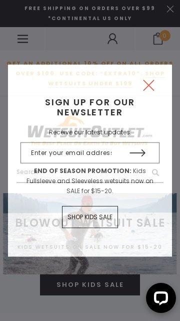Wetsuitoutlet.fr 2