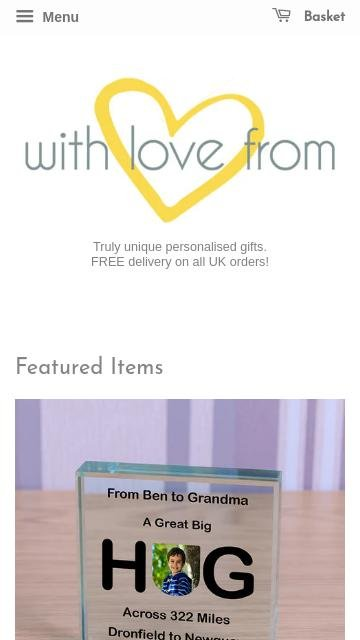 Withlovefrom.com 2