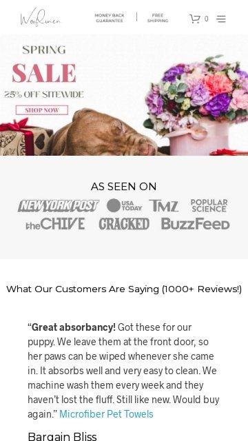 Wooflinen.com 2