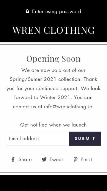 Wrenclothing.ie 2