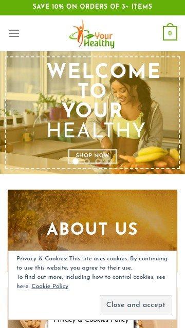 Yourhealthy.co.uk 2